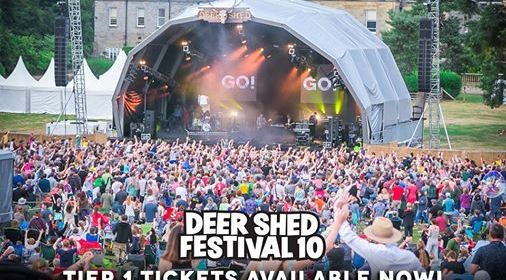 Early bird tickets for #DeerShed10 have sold out in record time!! Thank you so m...