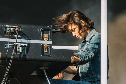 The incredible Charlotte Gainsbourg returns to London to perform at KOKO London ...