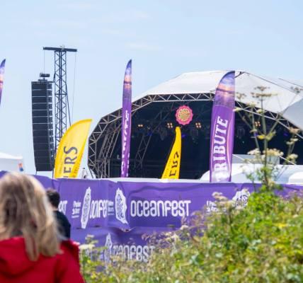 Goldcoast Oceanfest, Croyde, North Devon.