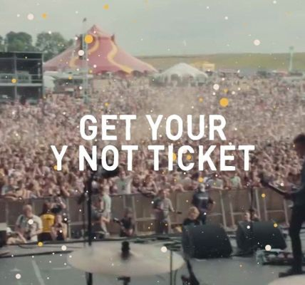 You have until Friday to get your Y Not 2019 tickets for less than £15 a month!