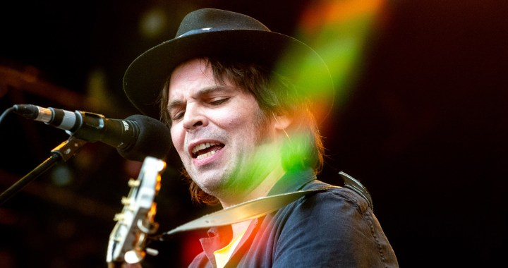Gaz Coombes at Festival No.6