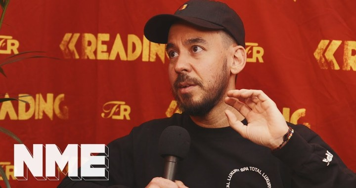 FESTIVAL HIGHLIGHTS: Reading Festival 2018: Mike Shinoda on the challenge of stepping up as a solo artist