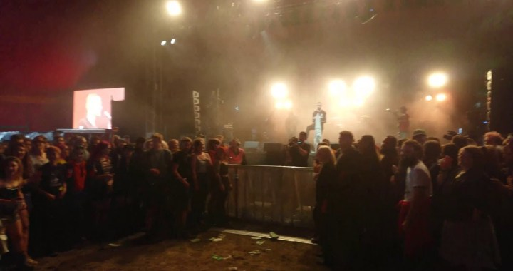 FESTIVAL HIGHLIGHTS: [MOSHVID] The Used LIVE at Leeds Festival 2018 HIGHLIGHTS