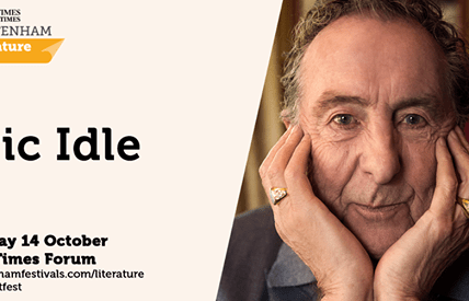 Founding member of Monty Python Eric Idle reflects on the meaning of his own lif...
