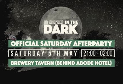 CSP In The DARK (official Saturday afterparty)