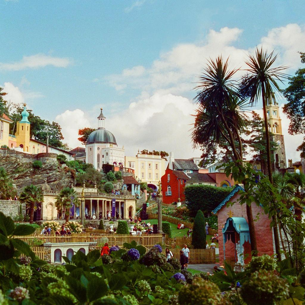 Tomorrow marks the start of a weekend-long of celebrations. Our magical village ...