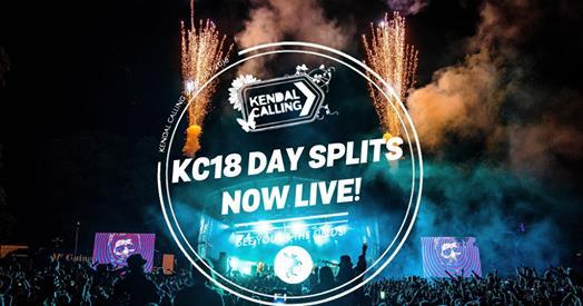 Day Splits - Kendal Calling