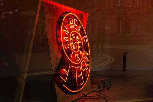 The four amazing neon artworks by Richard Wheater that were unveiled at this yea...