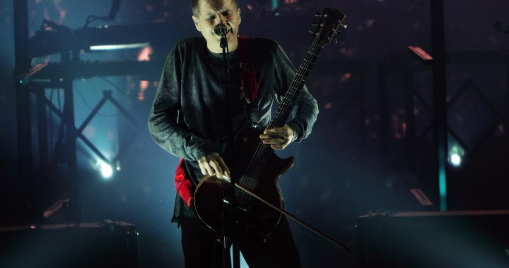NME Festival blog: Sigur Ros' Jónsi to release lost triple album of solo recordings next week