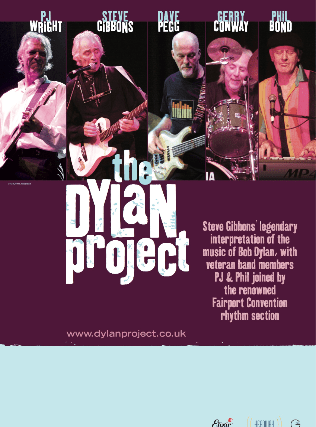 Ticket for The Dylan Project