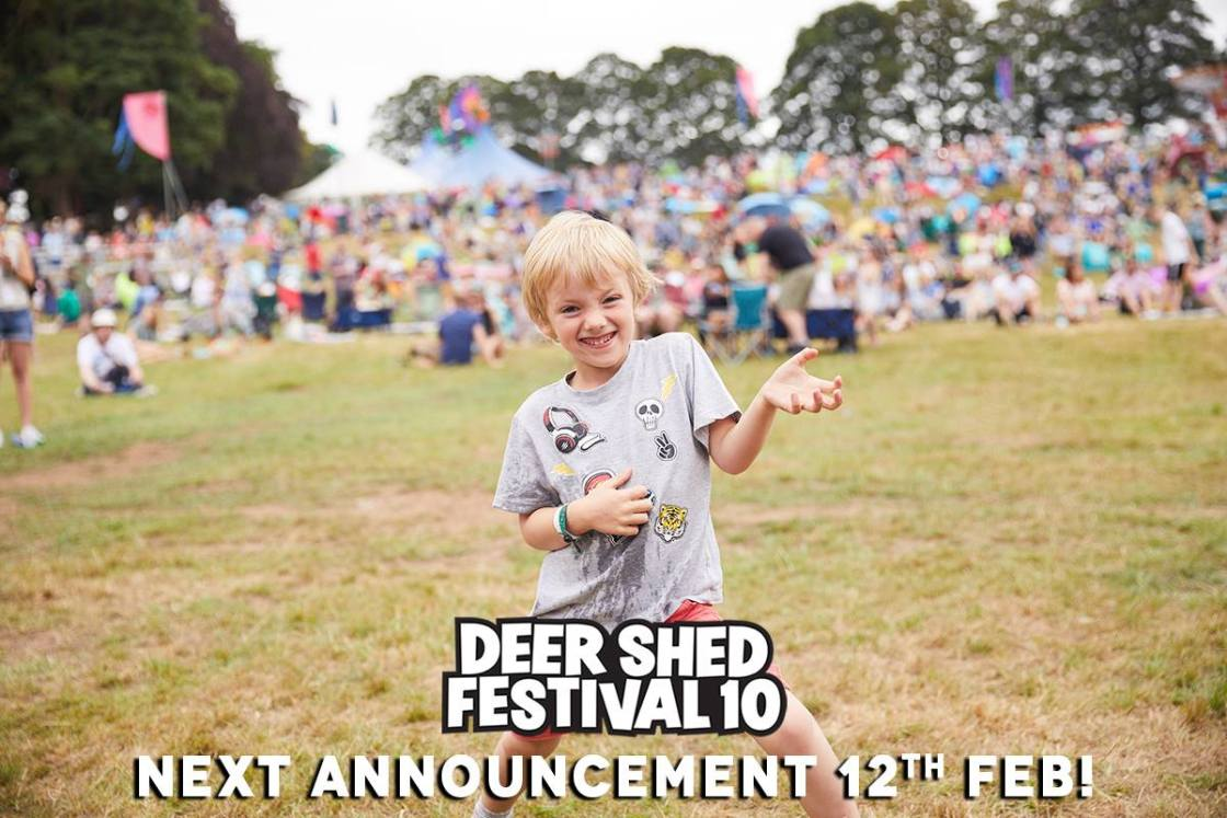 Air guitars at the ready: our next line-up announcement is coming to you on Tues...