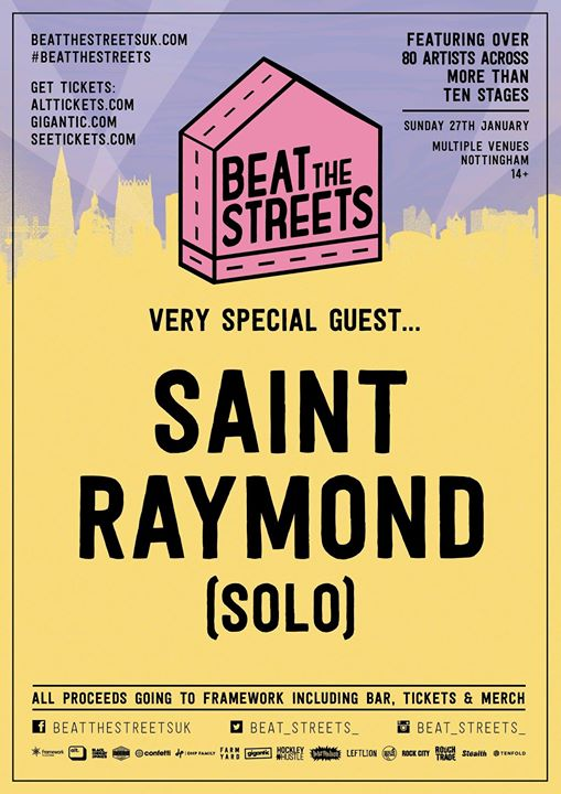 Very special guest announced for Nottingham's Beat The Streets 2019!...