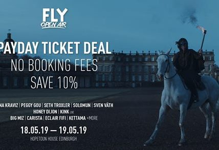 PAY DAY DEAL - NO BOOKING FEES :)...