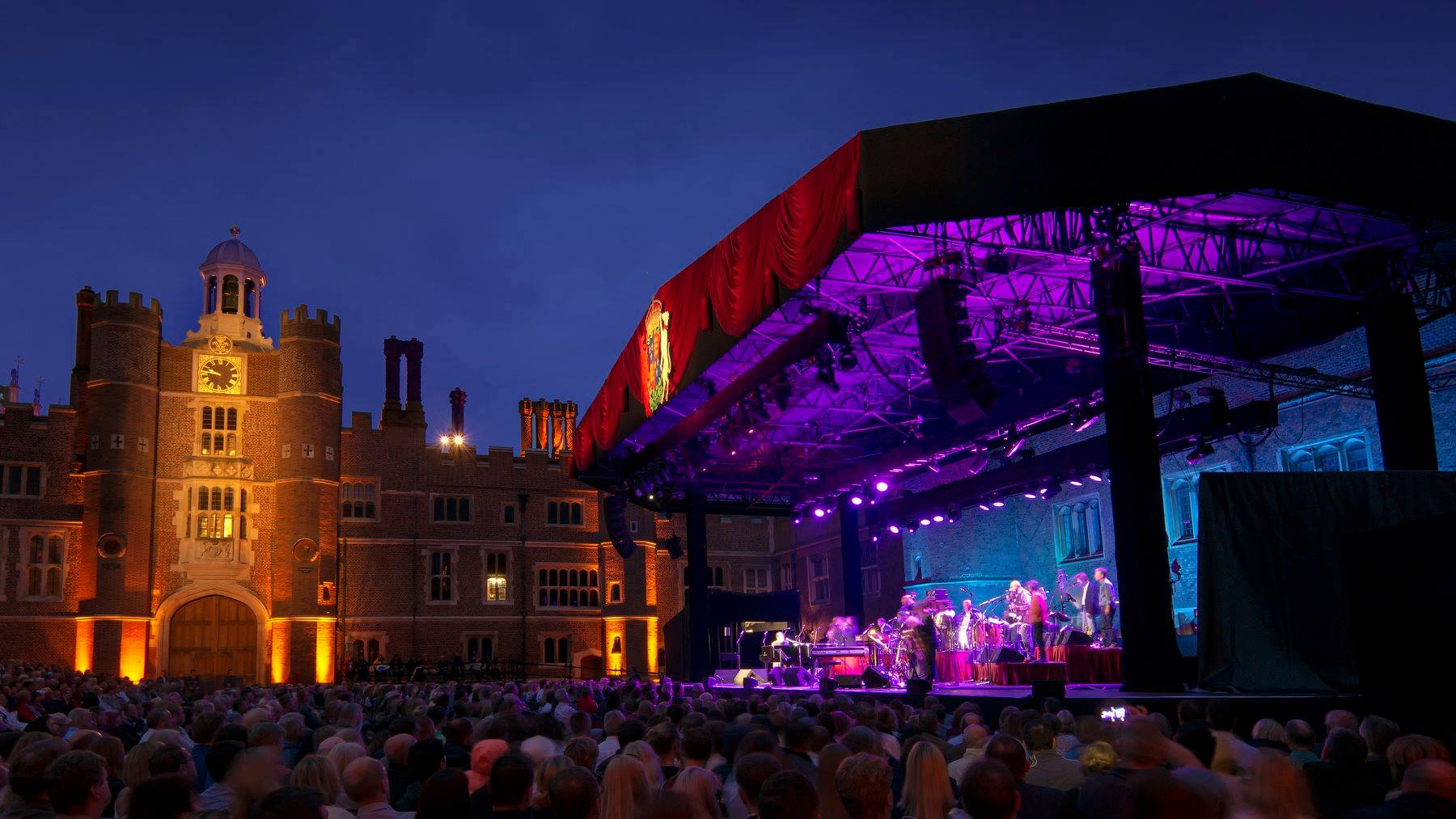 Tickets for Nile Rodgers & CHIC, Caro Emerald and Jools Holland go on genera...