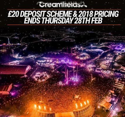 #Creamfields2019 #DontMissOut