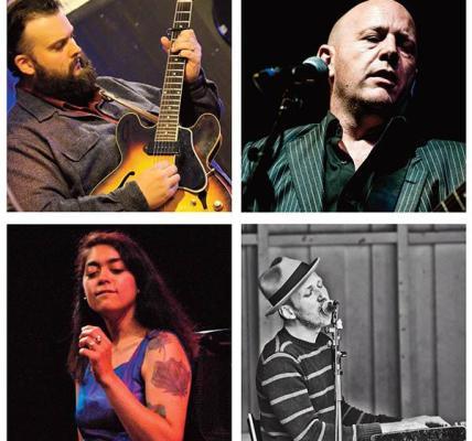 Launching the Scottish Blues Weekend - Edinburgh Jazz Festival
