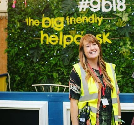 Volunteer to make #gb19 + get in for free. We needs lots of help looking after ...