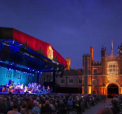 Nile Rodgers & CHIC   Hampton Court Palace Festival
