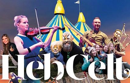 Tickets : Hebridean Celtic Festival