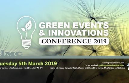 Green Events & Innovations Conference 2019 (GEI11)