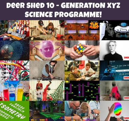 Time to explore the #GenerationXYZ Science Programme!...