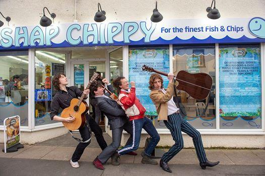 To honour our Yam Riot announcement, we took over the award-winning Shap Chippy ...