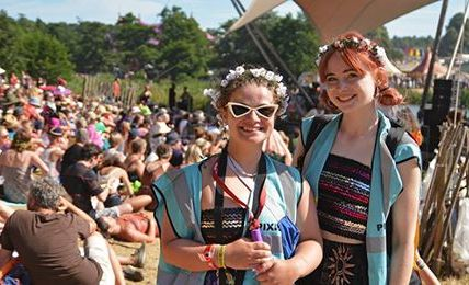 Become part of the Latitude 2019 team by volunteering with Hotbox Events  Applic...
