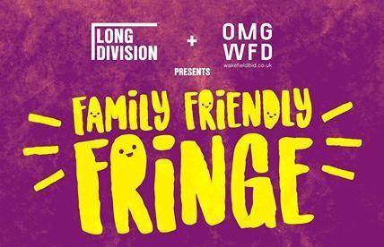 Long Division Sunday Family Friendly Fringe