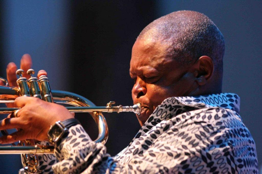 Happy Birthday to the late and very very great Hugh Masekela, it was an honour t...