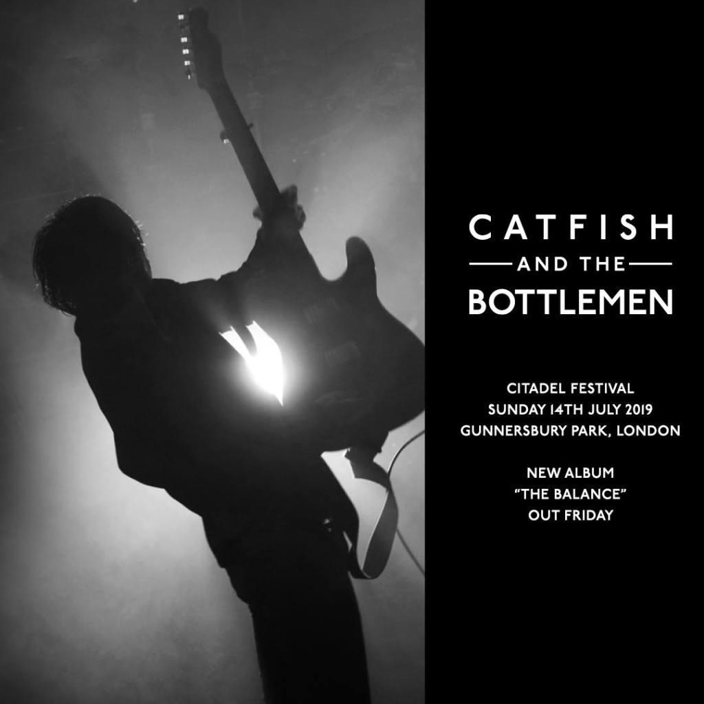 Catfish and the Bottlemen's hotly anticipated new album 'The Balance' lands this...