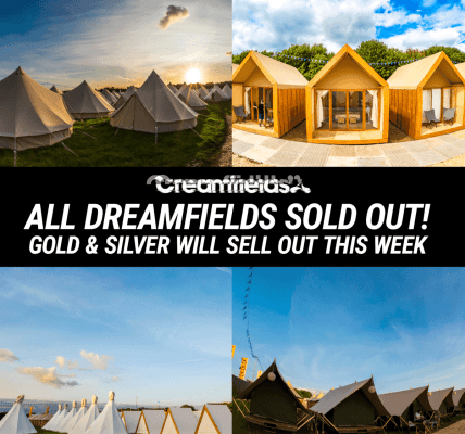 All Dreamfields packages are now sold out....