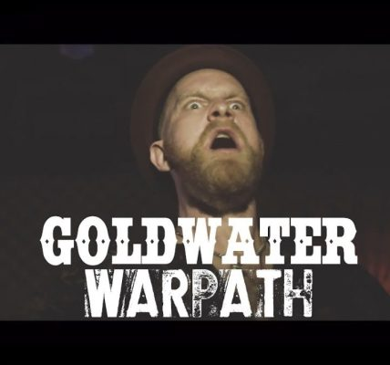 GOLDWATER - WARPATH [OFFICIAL MUSIC VIDEO]