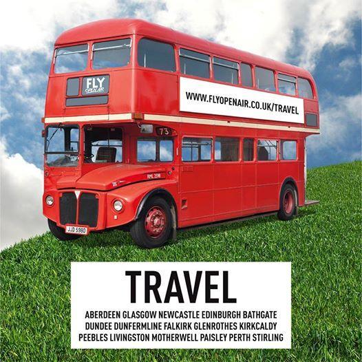 BUS & TRAVEL...