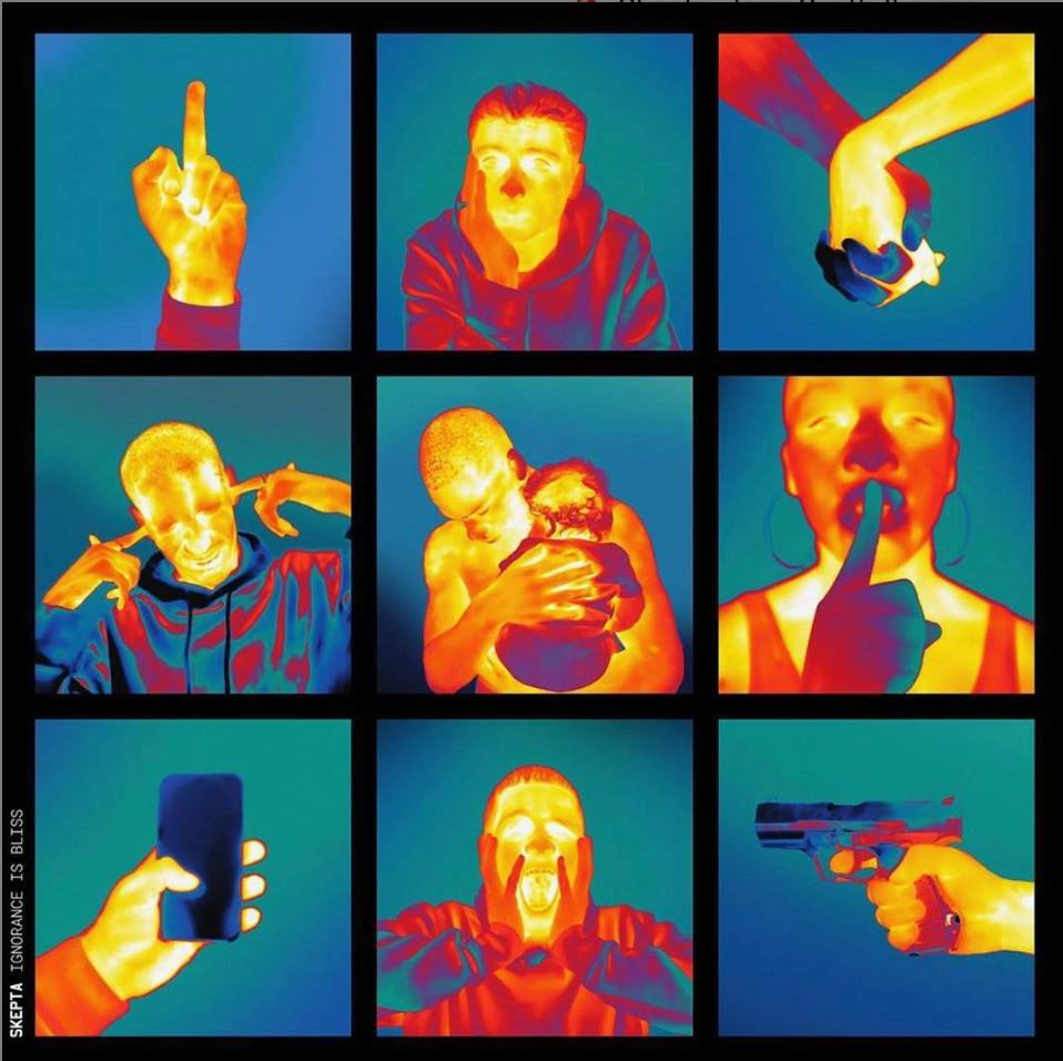 NEW Skepta ALBUM #IGNORANCEisBLISS OUT MAY 31...