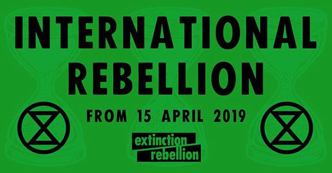 Holy Rebellion - Greenbelt