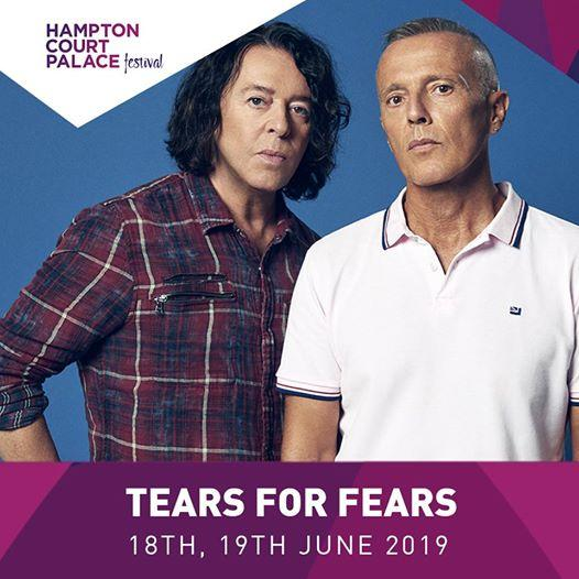 Get in quick! Tears for Fears tickets are almost sold out and we don't want you ...