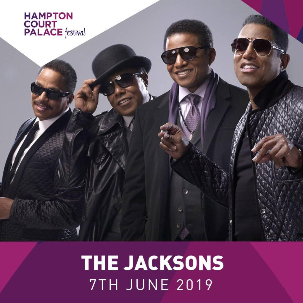On June 7th, we'll be boogie-ing with The Jacksons and we can't wait!  The count...