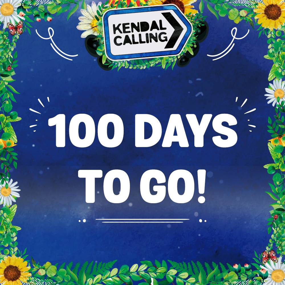 100 DAYS TO GO!