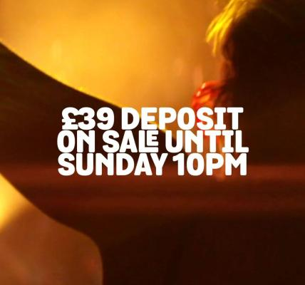Flexible Deposits end Sunday 10PM!