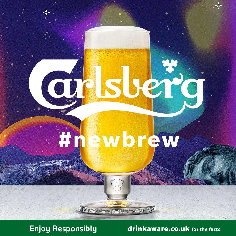 Carlsberg are bringing their #NewBrew to #Citadel19, a perfectly balanced Danish...