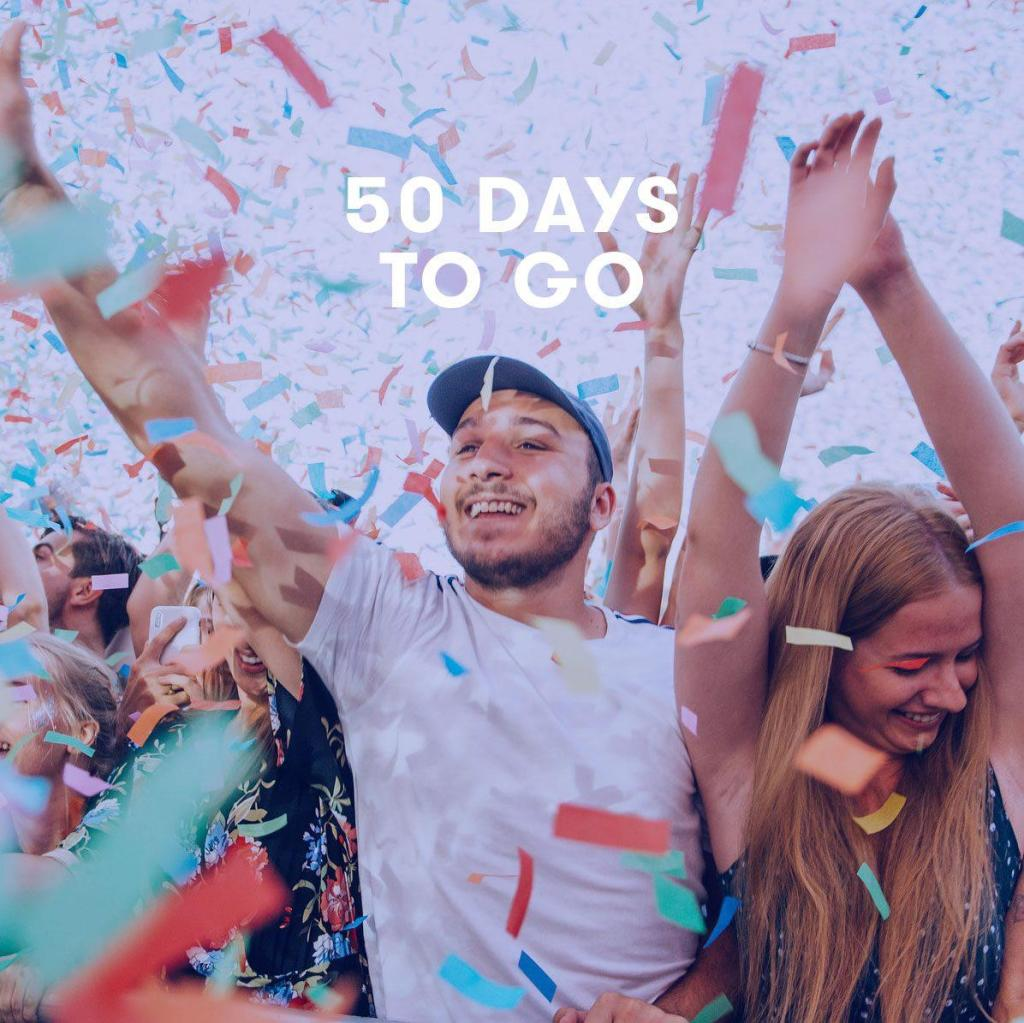 Summer is officially on it's way & there's just 50 days left until #Citadel1...