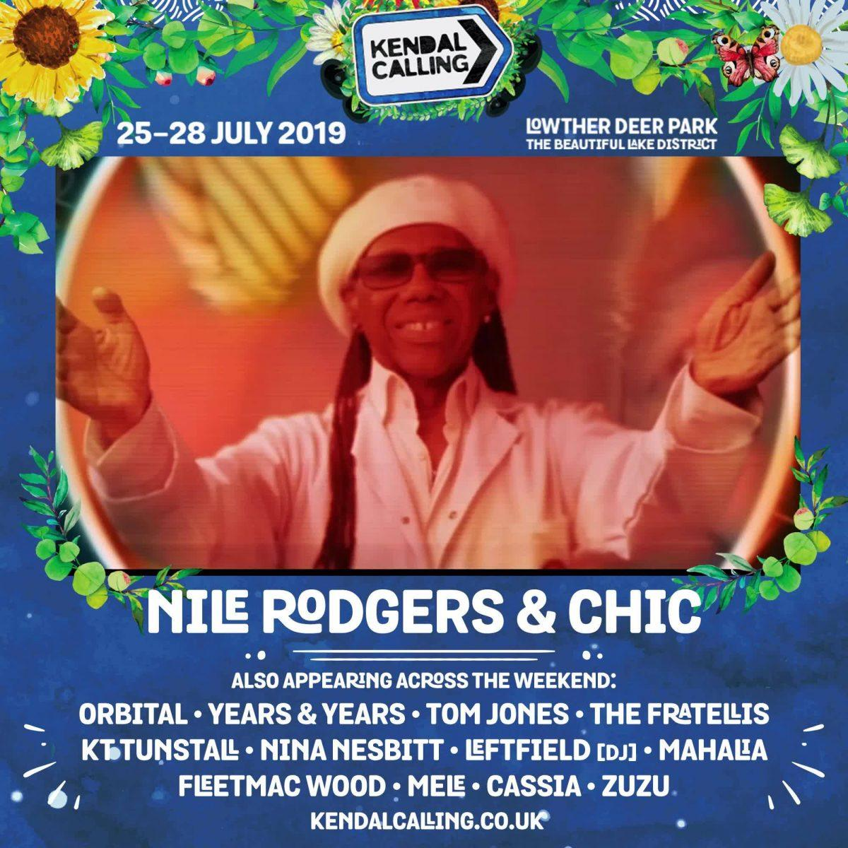 KC19: Chic & Nile Rodgers