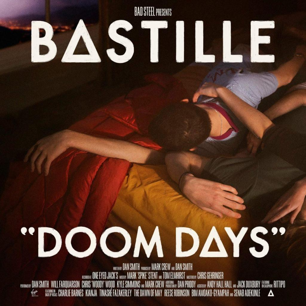 Bastille's new album 'Doom Days' is finally here... Don't miss them performing a...