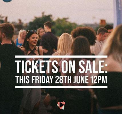 Tickets will sell out very very quickly for this! On sale Friday 12pm!...