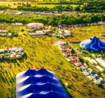Less than 5% of ALL camping is left for #Creamfields 2019...