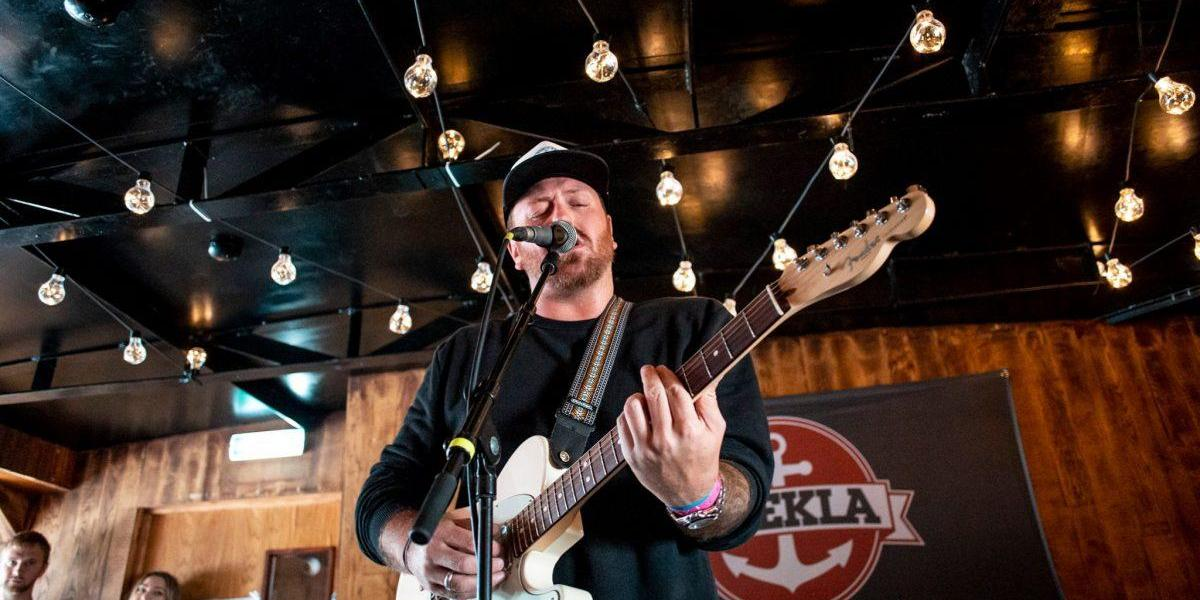 It was such a treat to have James Gillespie playing with us at Dot To Dot Festiv...