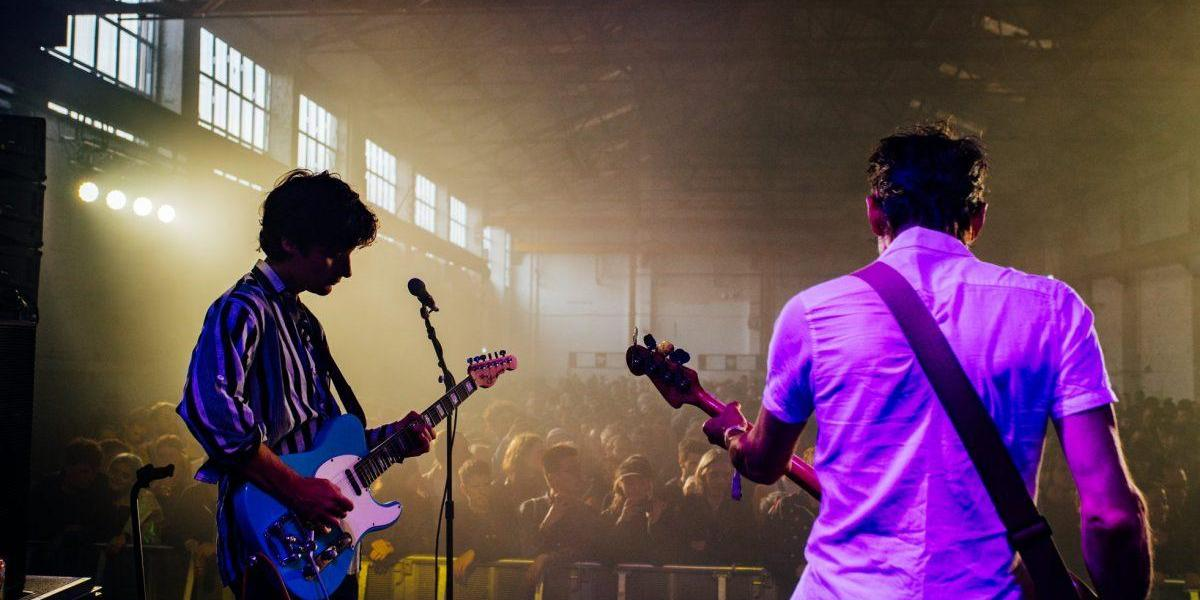 Friday at Field Day saw Deerhunter return with an incredible live performance of...