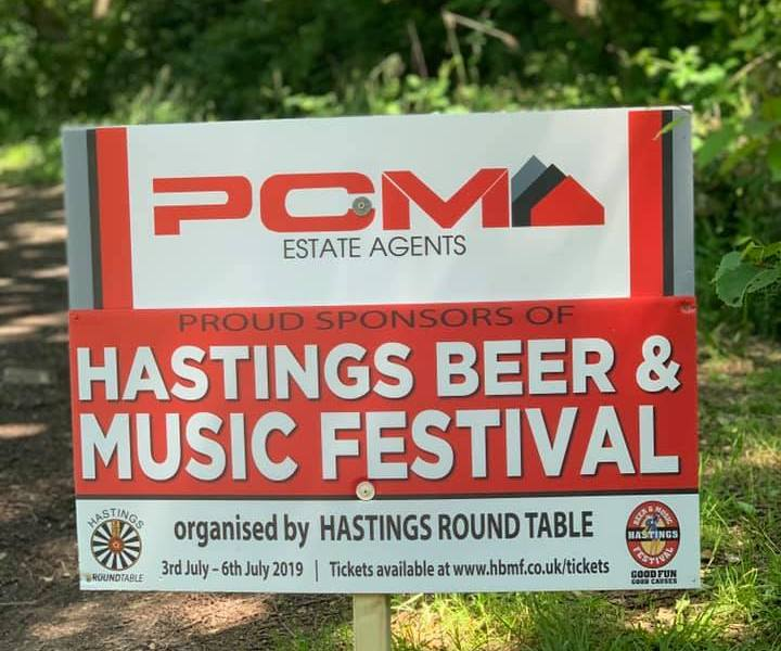 A big thank you to PCM Estate Agents for sponsoring this years festival. It's al...