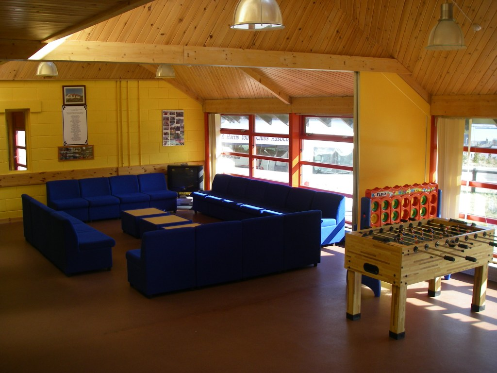Hostel accommodation at Scaladale, Isle of Harris