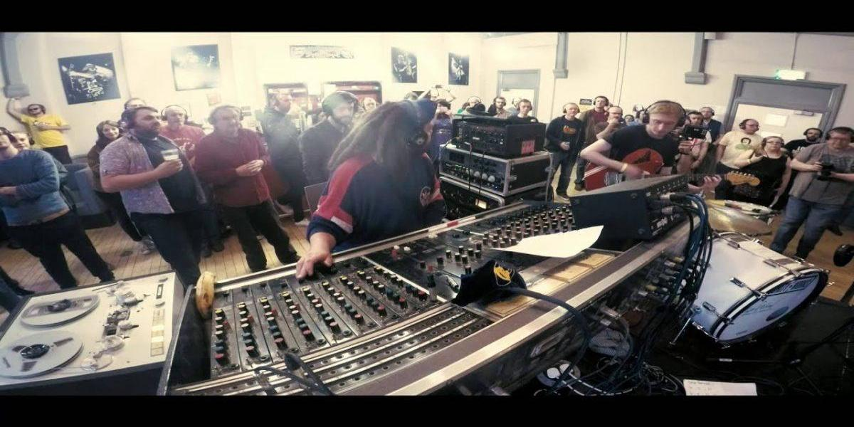 The Ainsley Band Live at Unity Works, Long Division 2015